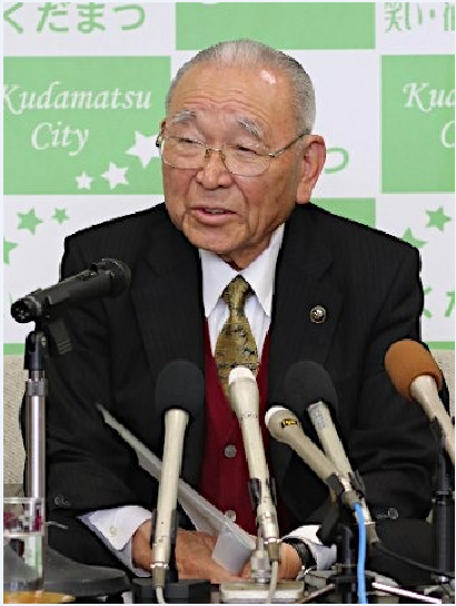 日本最高齡市長宣布引退