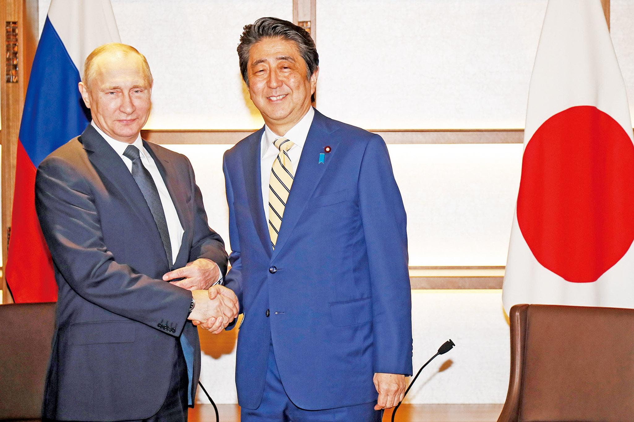 盼解領土爭議恢復安全合作