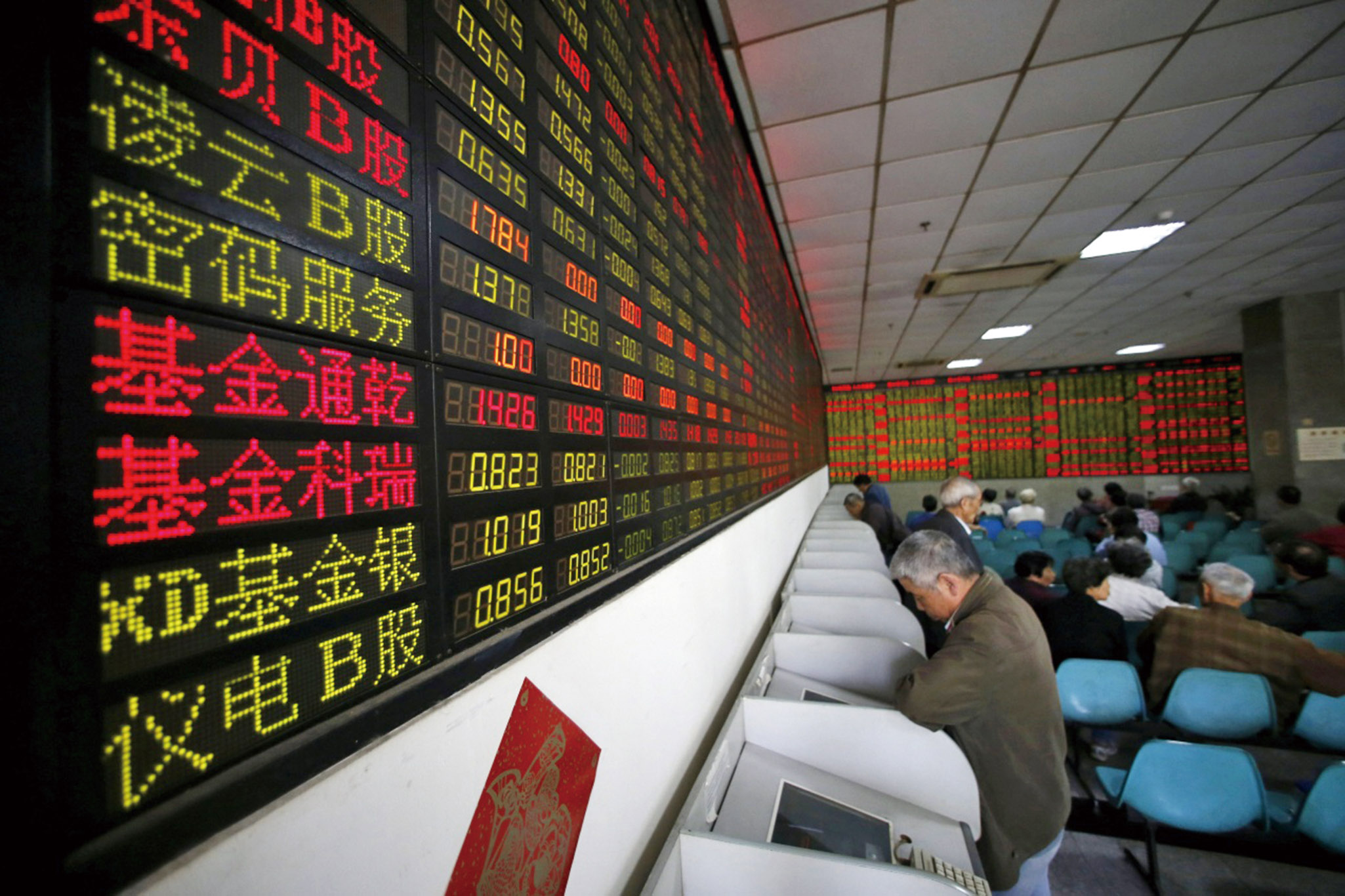 中港股市表現乏力