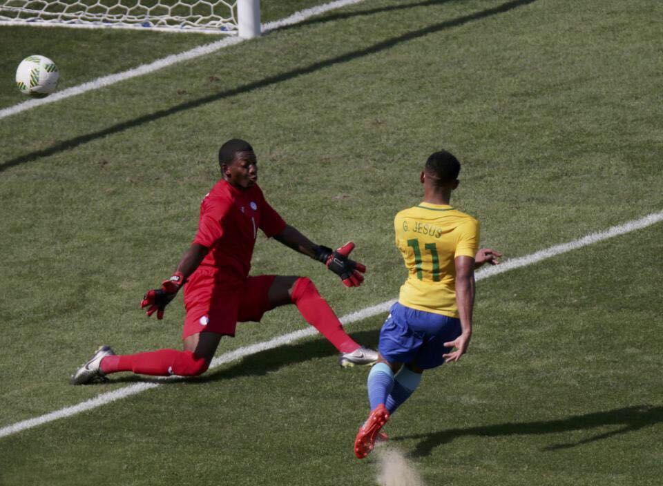 巴西隊德國男足爭覇