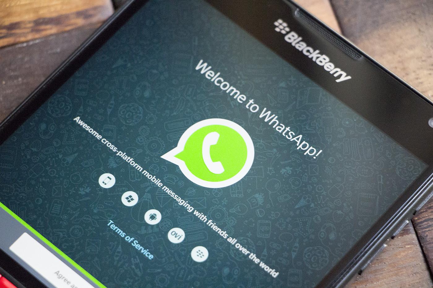 WhatsApp年底起停支援舊手機