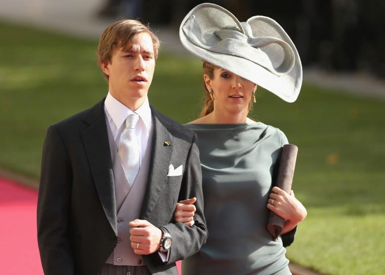 盧森堡王子宣布離婚