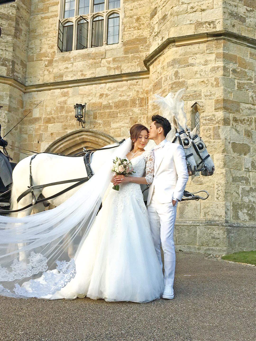 年尾補辦傳統婚禮