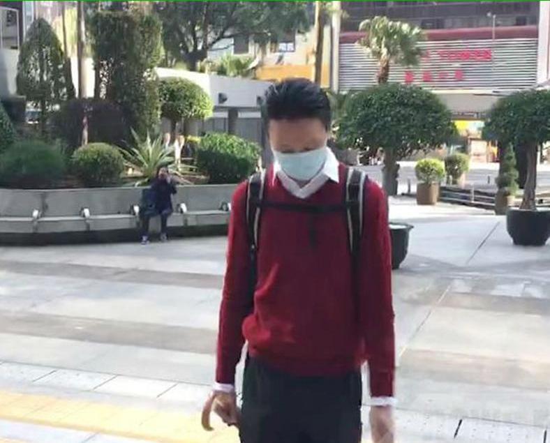 32歲港男被判監4年9個月
