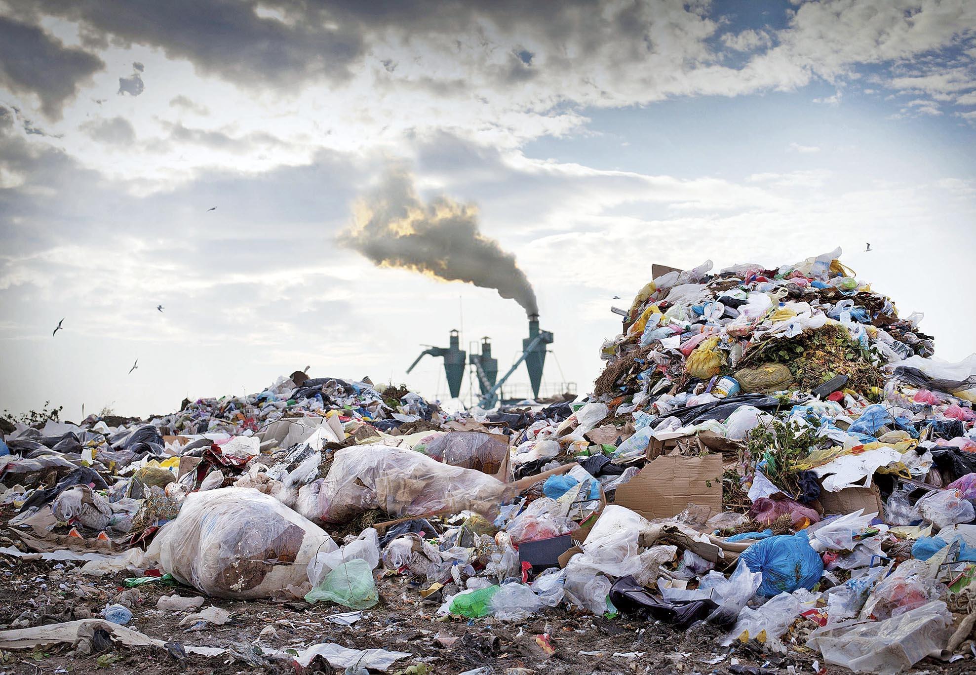 地球淪為塑膠星球