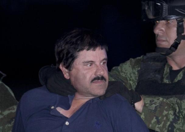 墨西哥大毒梟之子被綁架