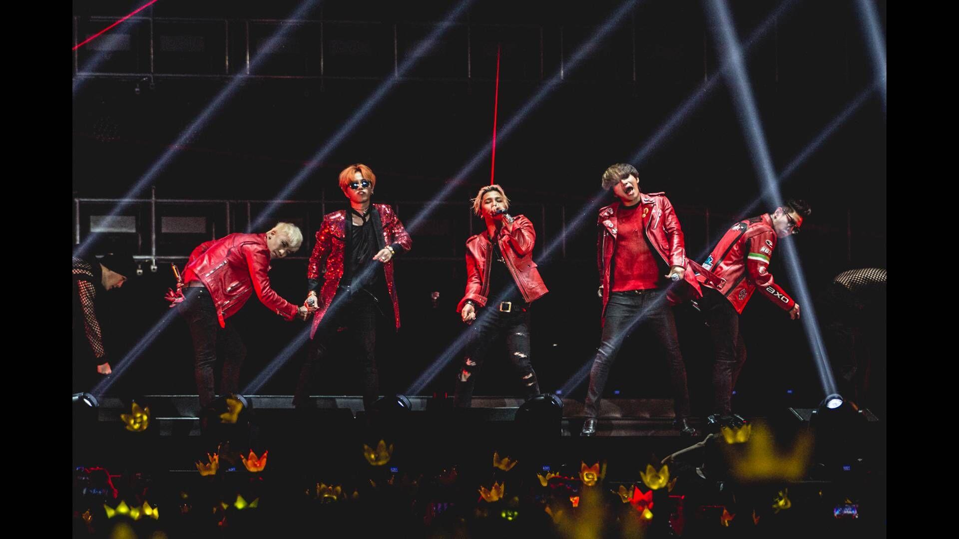 Big Bang否認演出內地綜藝節目