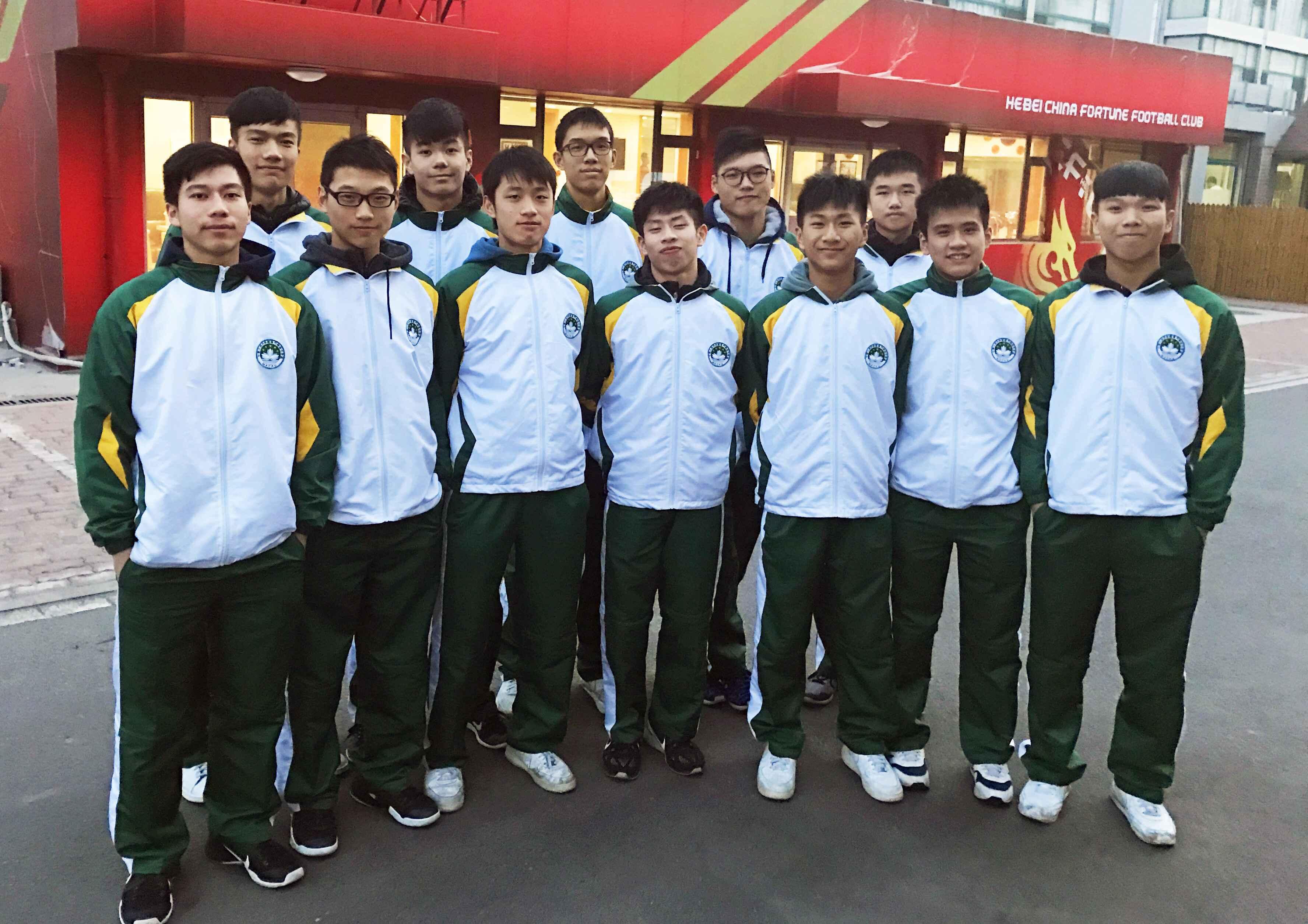 學界男排緣盡全學運決賽周