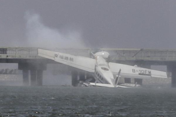 五人獲救 仍在救援
