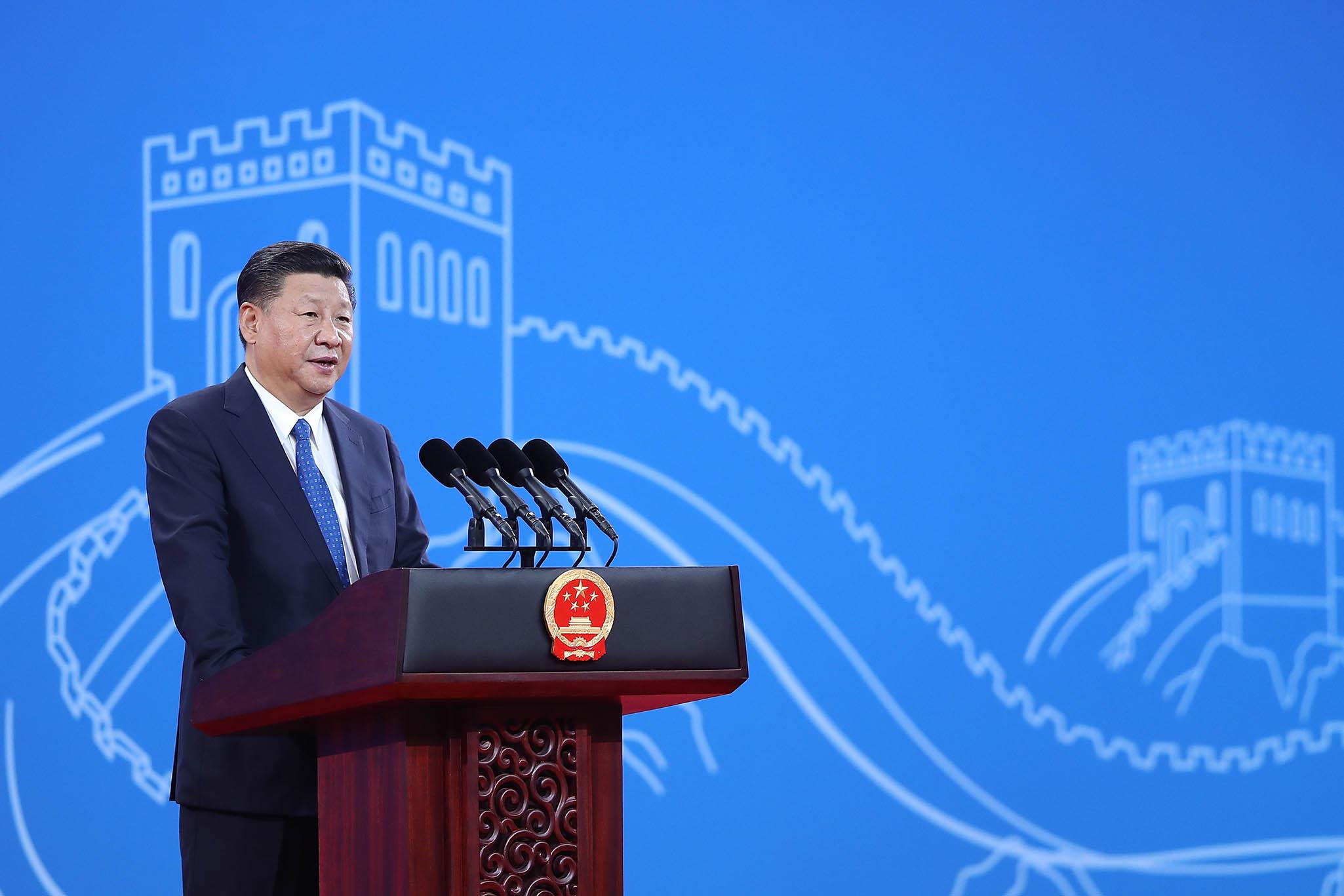 習近平: 中國是世界最安全國家之一