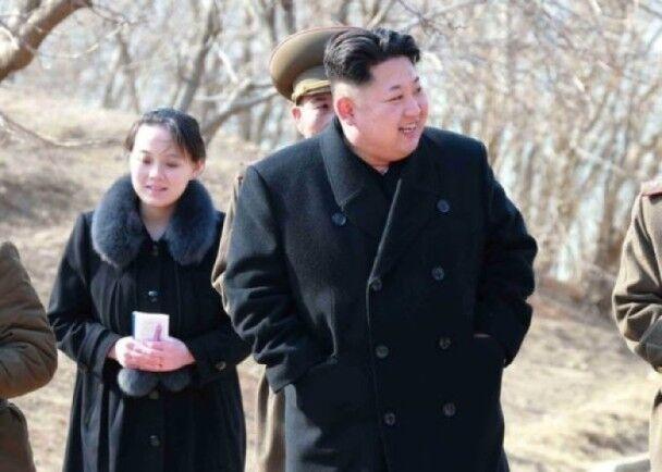 金正恩胞妹金與正將訪韓