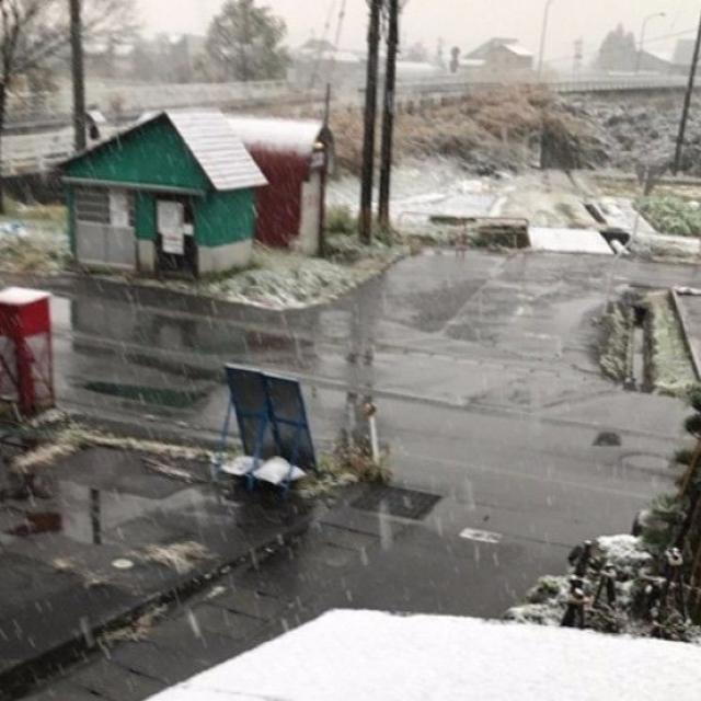 北海道積雪達40厘米