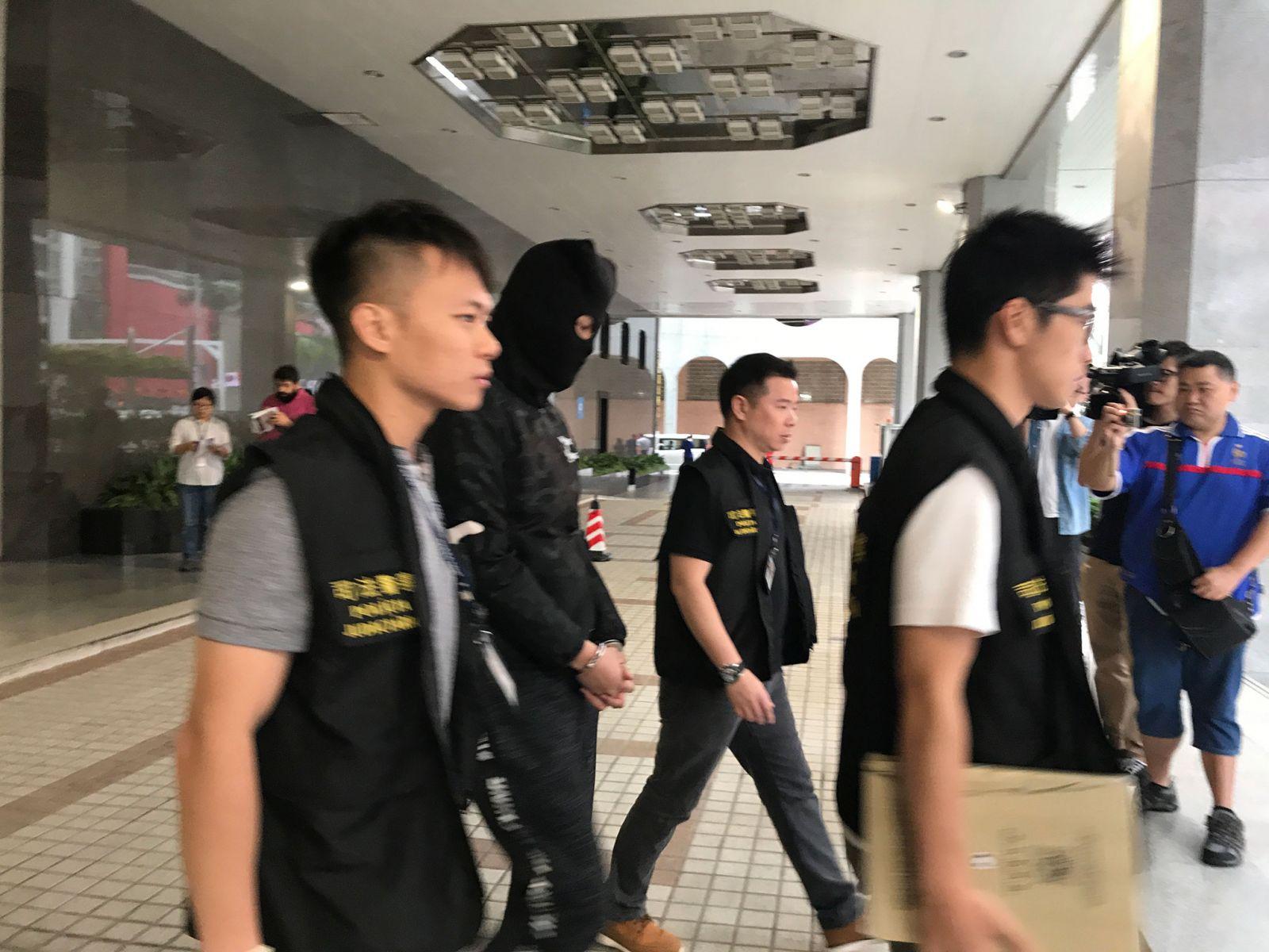 24歲港男廚師來澳販毒被捕