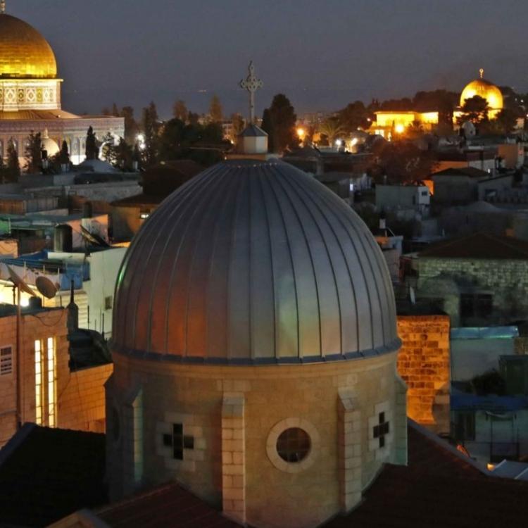 巴勒斯坦稱耶城是「非賣品」