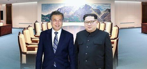 韓朝明舉行兩場首腦會談