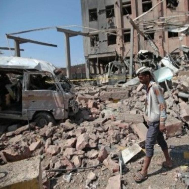 沙特聯軍空襲也門叛軍釀8死
