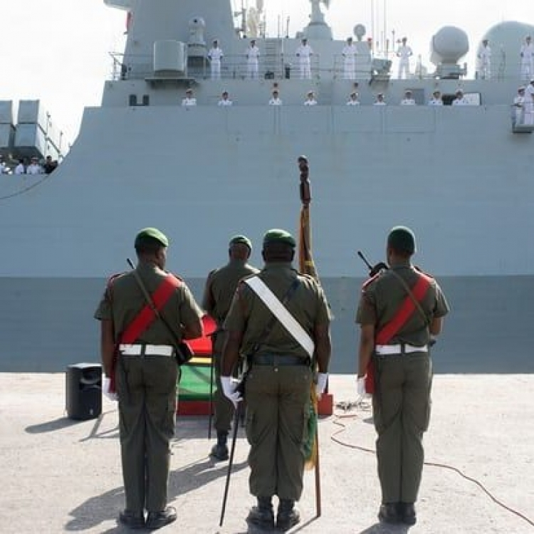 中國擬於瓦努阿圖建軍事基地
