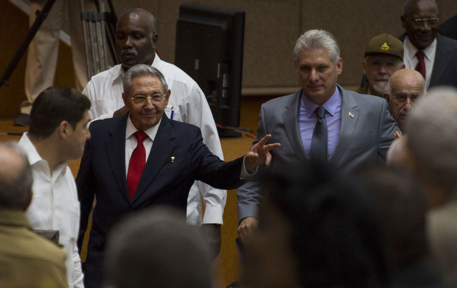 卡內爾成新一任古巴元首