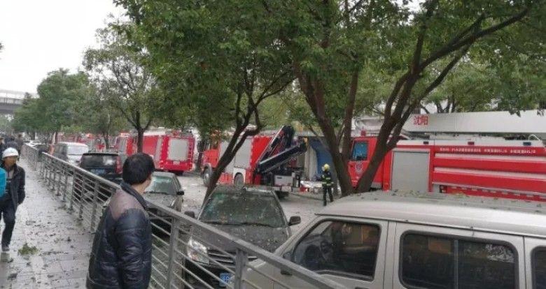 200戶住所受損 傳爆炸點為廁所