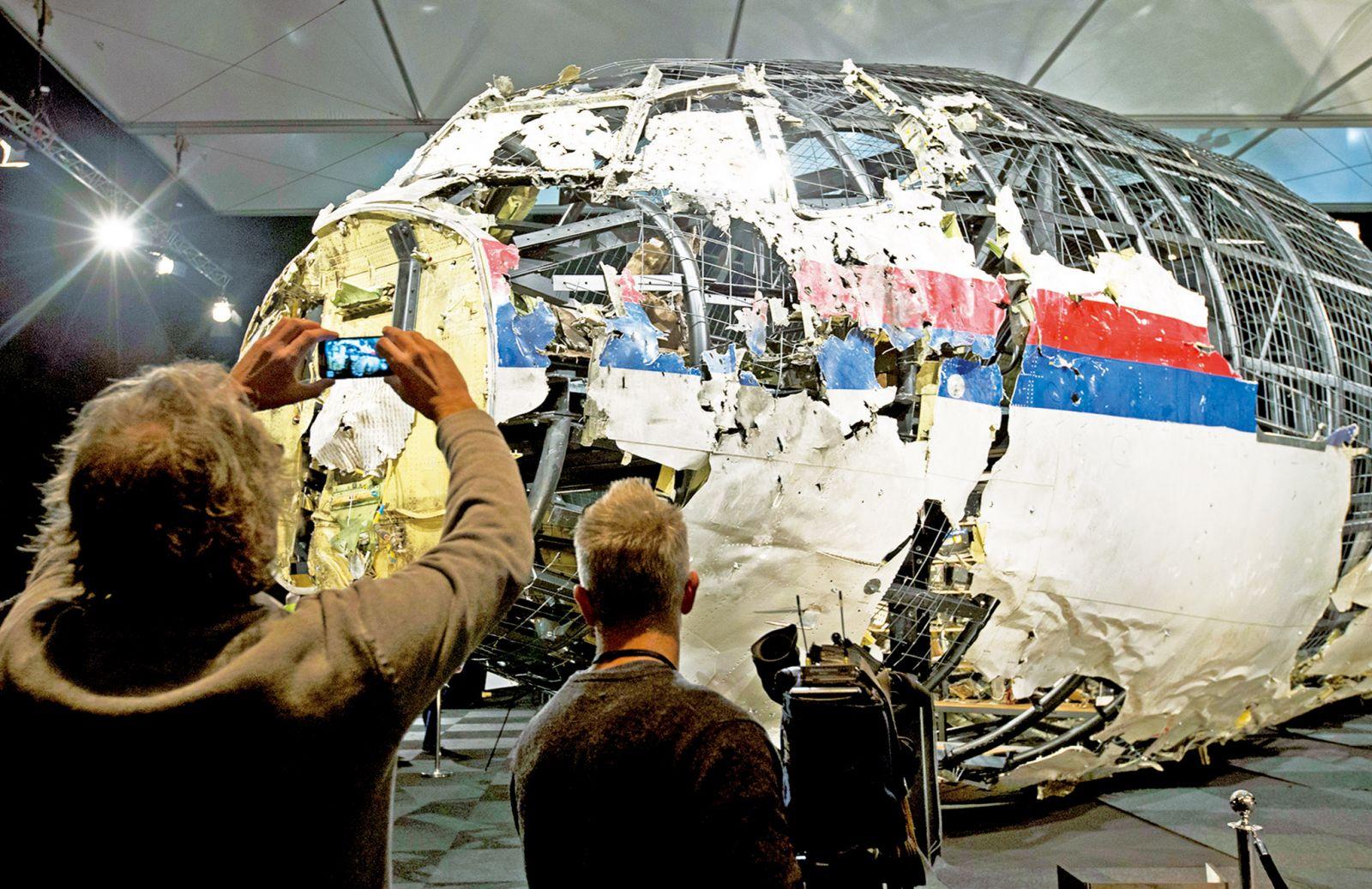 俄方:擊落MH17指控毫無根據