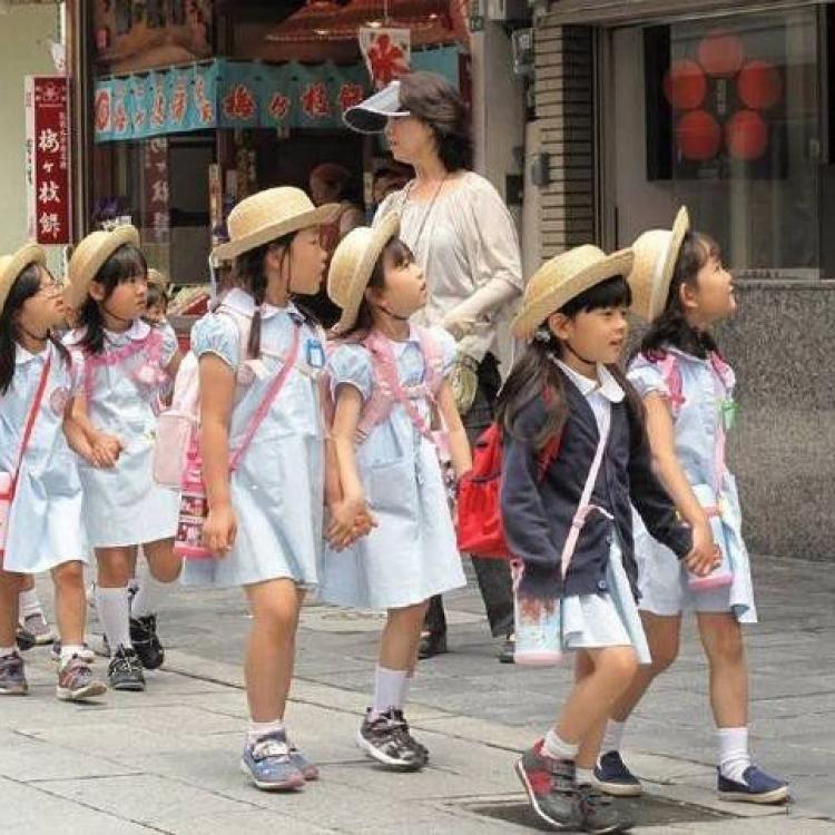 日本兒童人數創新低