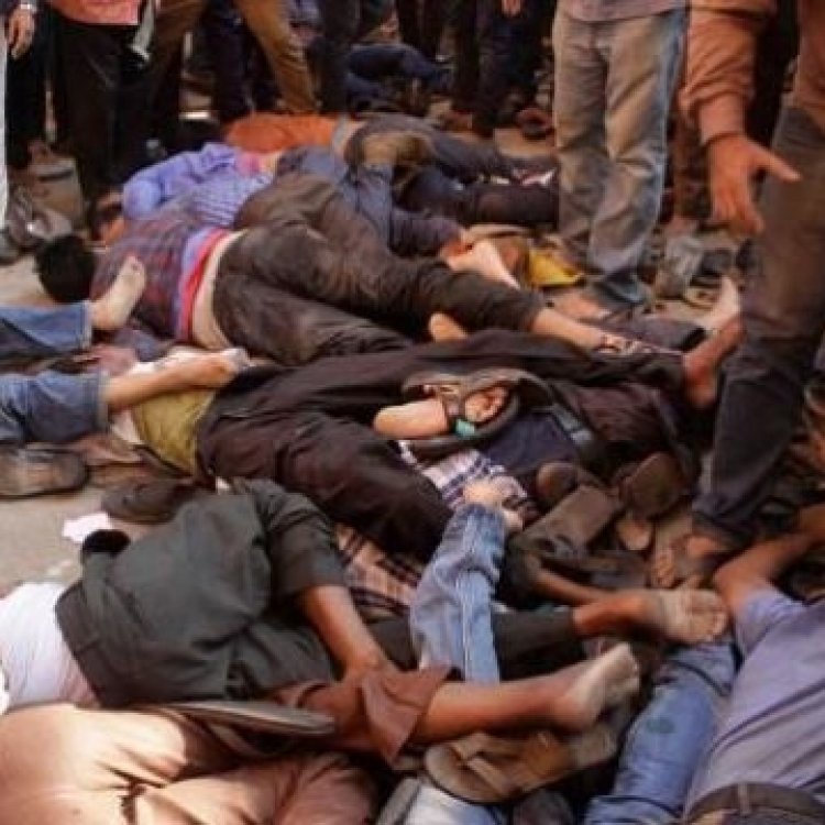 孟加拉國慈善活動踩踏事件逾60死傷