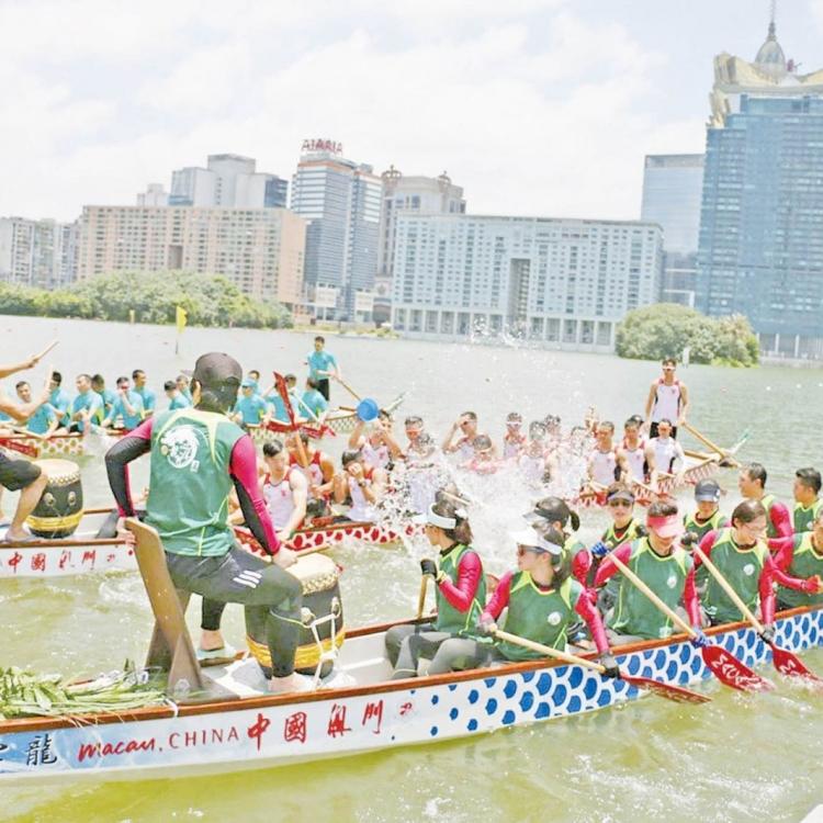國際龍舟賽已開始接受報名
