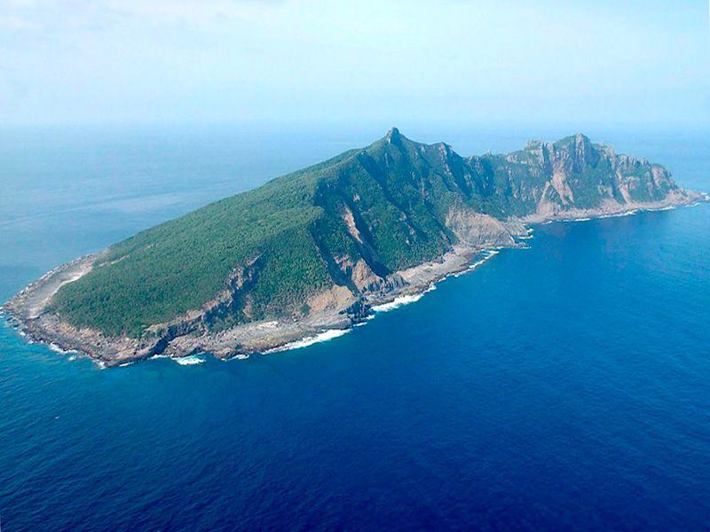 華外交部:全程監控日方艦艇