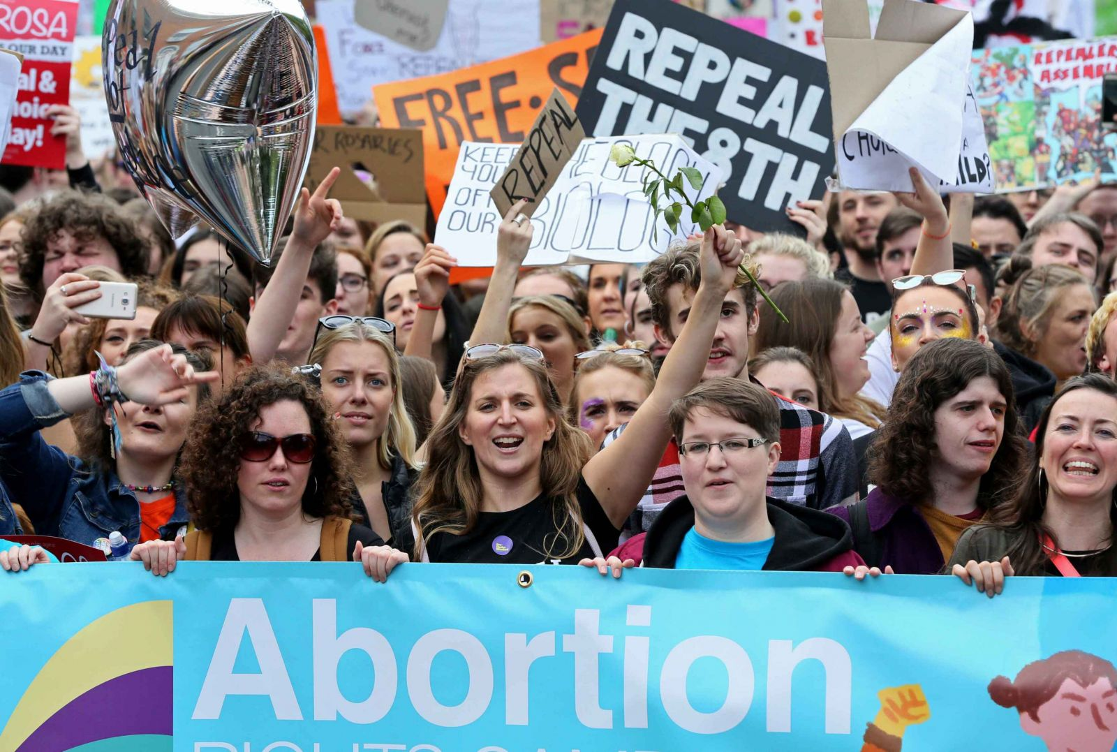 愛爾蘭5月底就墮胎問題公投