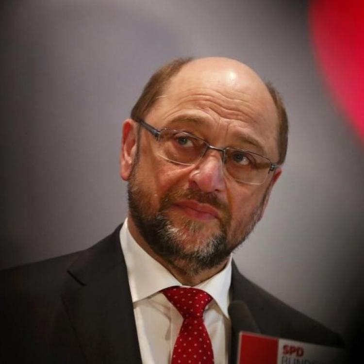 舒爾茨辭任德國社民黨黨魁