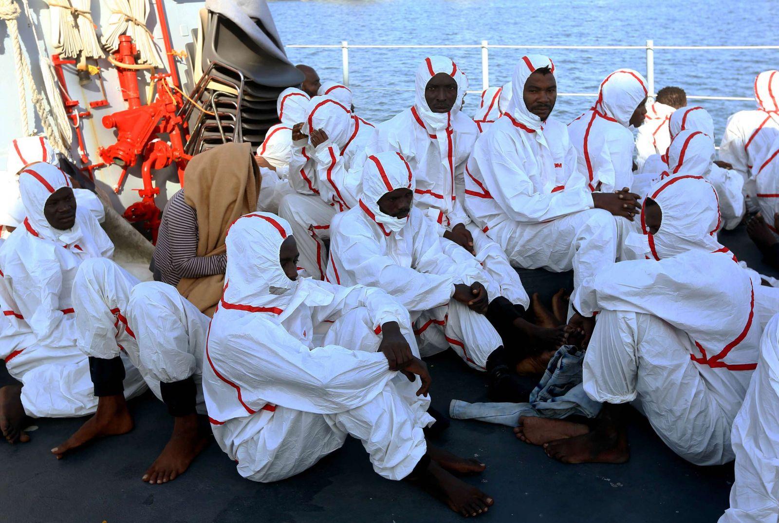 利比亞西岸31人溺亡