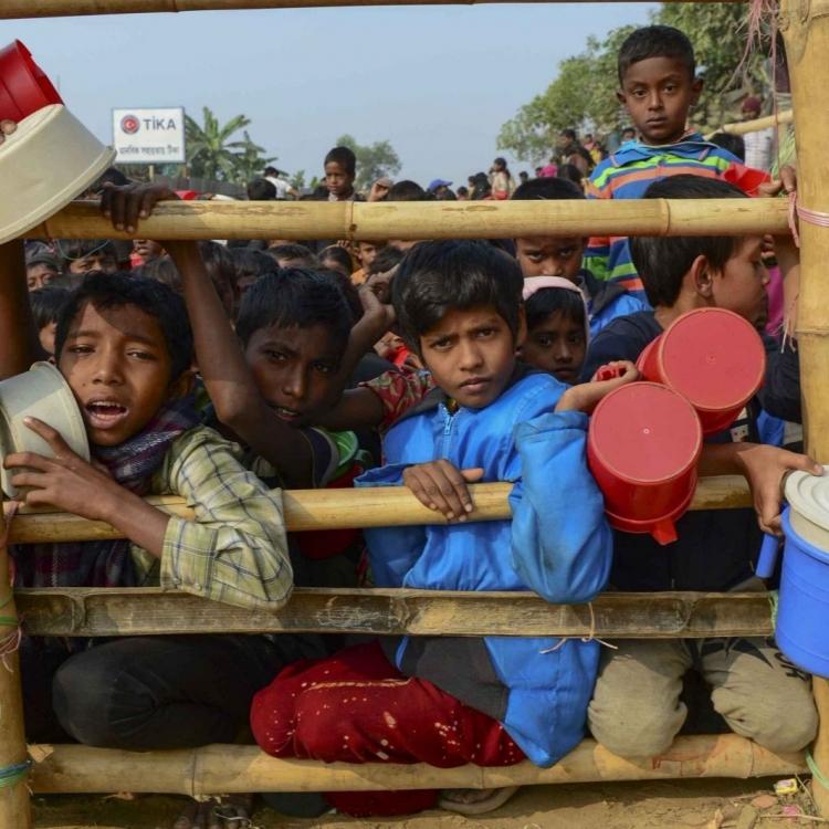 兩年內遣返羅興亞難民