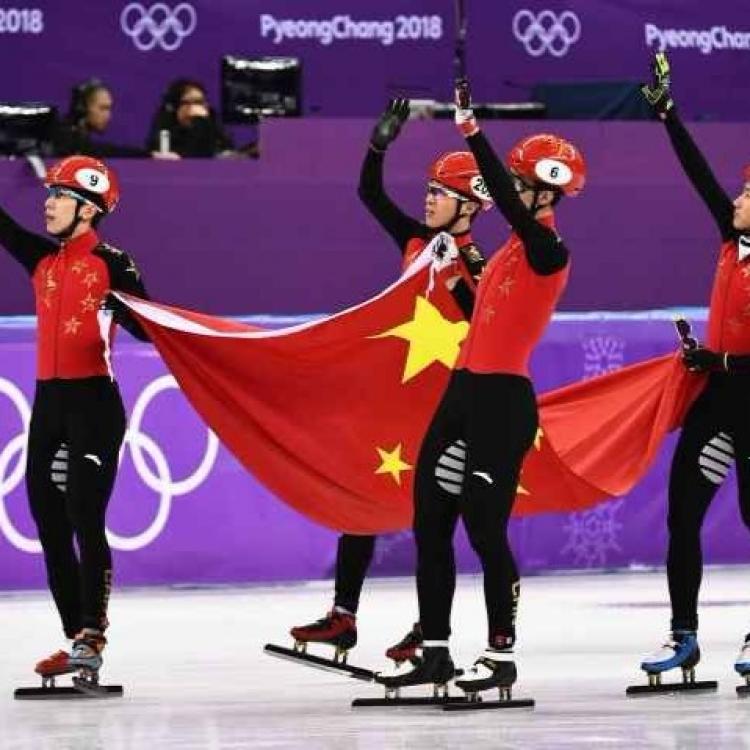 中國獎牌榜連升五級上第14