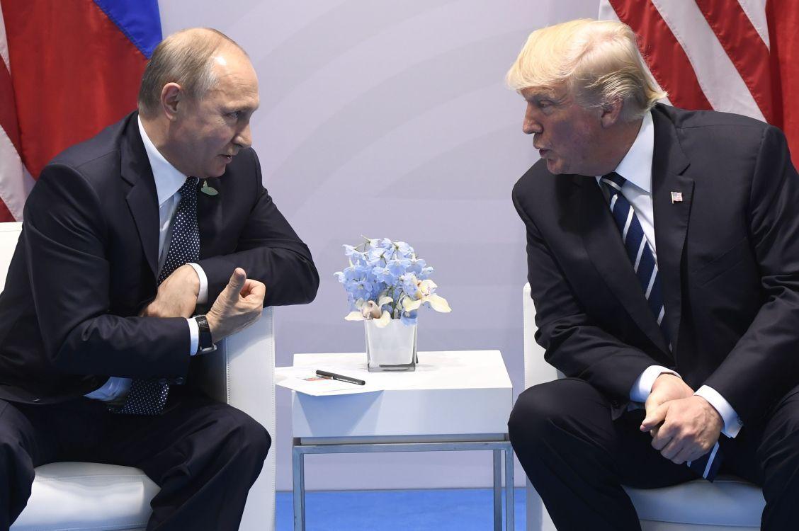 美俄首腦峰會下月16日芬蘭舉行