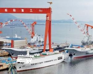船體生鏽入塢保養維護