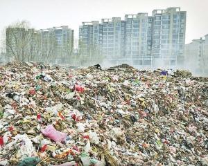 大型垃圾隨街棄置無人問