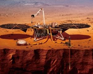 「洞察號」登陸火星