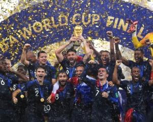 法國捧世盃激動人心