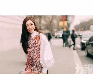 Jessica訪澳慶祝4月生日