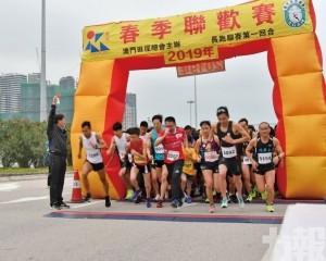 王坤長跑聯賽第一回合稱王
