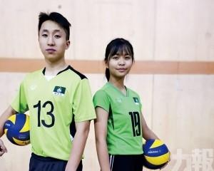 澳門男女排強戰全國青年賽預賽