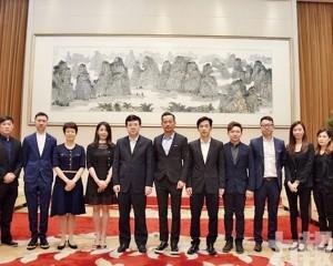 薛曉峰要求勵志青年會帶領青年融入大灣區