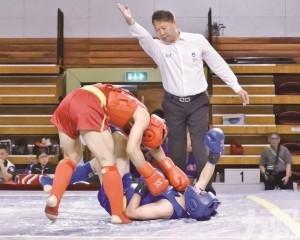 第32屆澳門武術錦標 揭幕