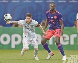 阿根廷硬撼巴拉圭