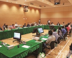 社諮委建議與內地環保部門溝通