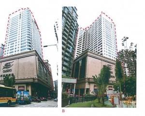 利澳酒店地段更改用途限高90米