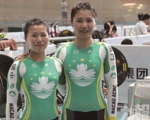 單車「姊妹花」衝擊獎牌