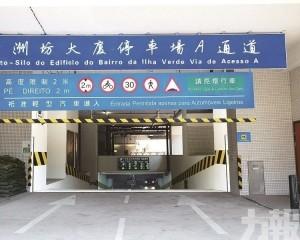 交通局周五起增兩停車場資訊發布