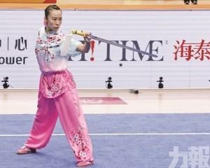 李禕登世界冠軍寶座