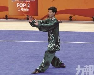澳門武術代表世錦賽再添獎牌